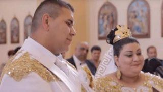 Разкош и изобилие, една уникална сватба!