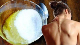 Смесете сол и зехтин: през следващите няколко години ще забравите за болката