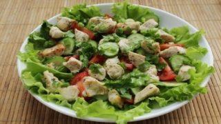 2 нискокалорични салати, които ще ви заситят и ще ви помогнат да отслабнете!