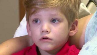 4-годишно момче успя да спаси майка си! Трогателна история която има щастлив край! Вижте какво се е случило