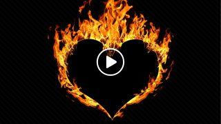 Сърцето ми е огън: Поздрав с тази прекрасна песен (Видео)