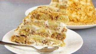 Всеки който обича торта е добре да знае тази лесна рецепта с 3 продукта