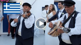 Една прекрасна Сватба в Санторини – Приятно гледане