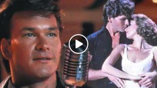 Чуйте песента на Патрик Суейзи която обиколи света за няколко часа!