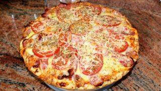 Ето как да си приготвите сочна домашна пица!