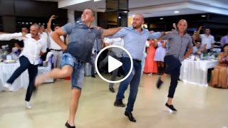 Мъжки шопски танц на Сватба във Враца обиколи света за няколко часа!